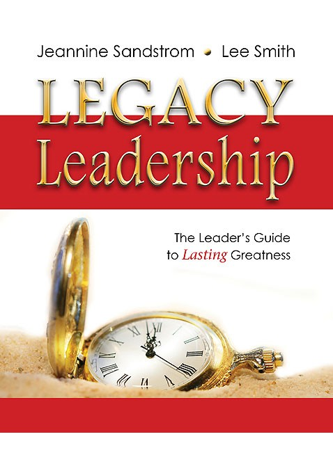 Legacy Leadership Book Cover Large Image